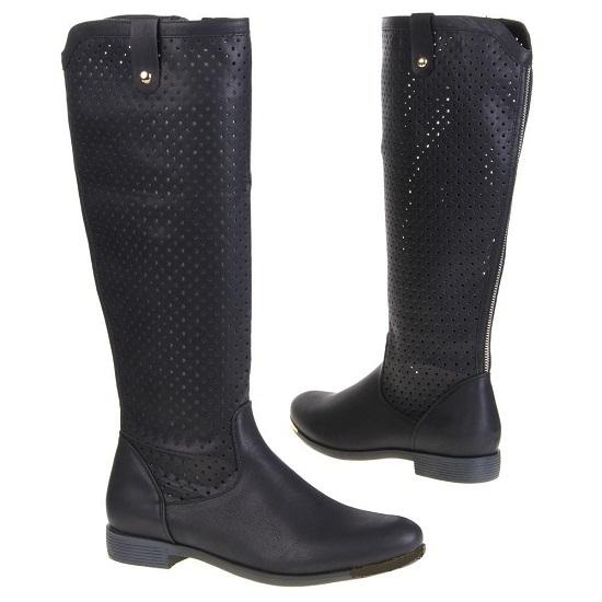 481f162d4e23 Čierne čižmy - Dámske topánky