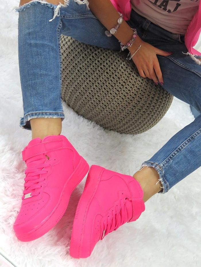 cf3cec016049 Dámske ružové tenisky - Dámske topánky