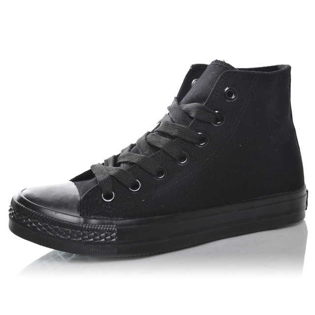 Dámske čierne členkové tenisky - Dámske topánky  e8e7ea5874f