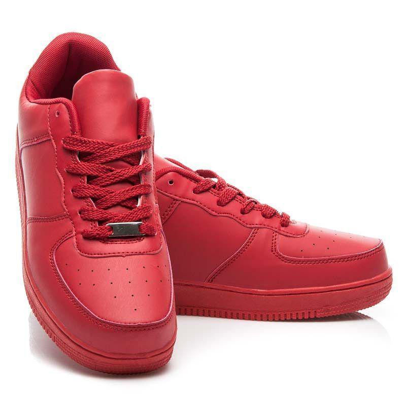 28cfbeda947d7 Pánske červené tenisky - Dámske topánky | Obuv | INtopanky.sk