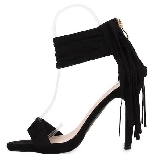06fe1854f52e5 Dámske sandále so strapcami - Dámske topánky | Obuv | INtopanky.sk