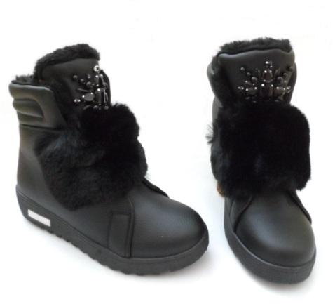 Dámske čižmy s kamienkami - Dámske topánky  98340a6227e